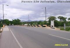 PUENTE RIO JUTICALPA