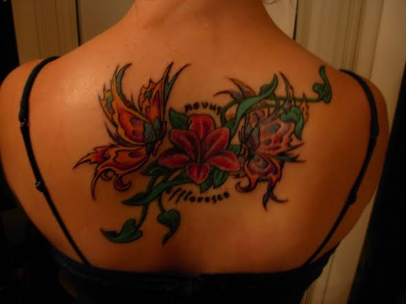 Flower Tattoo Designs - The Most Stylish Japanese Art
