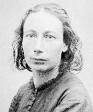 Louise Michel.  1830 a 1905  - professora, poetisa, escritora e blanquista.