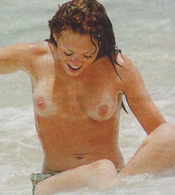 natasha hamilton topless