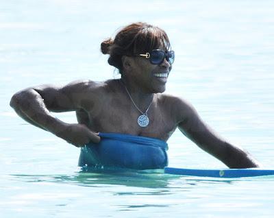 Serena Williams Nude Pics & Videos