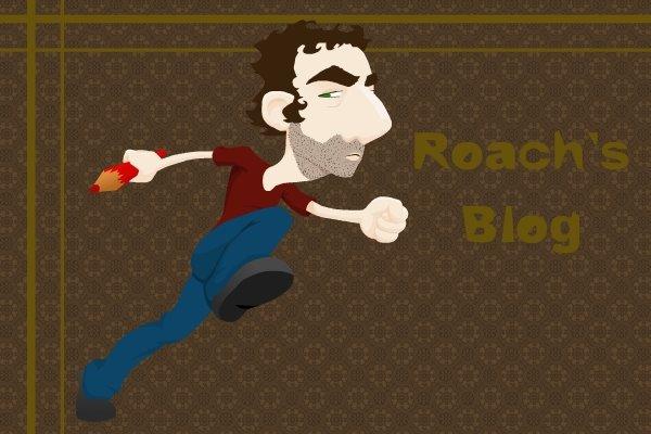 Roach's Blog