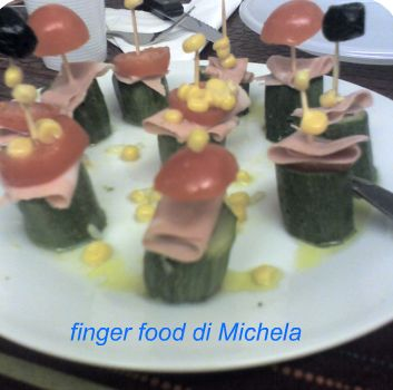 finger food...