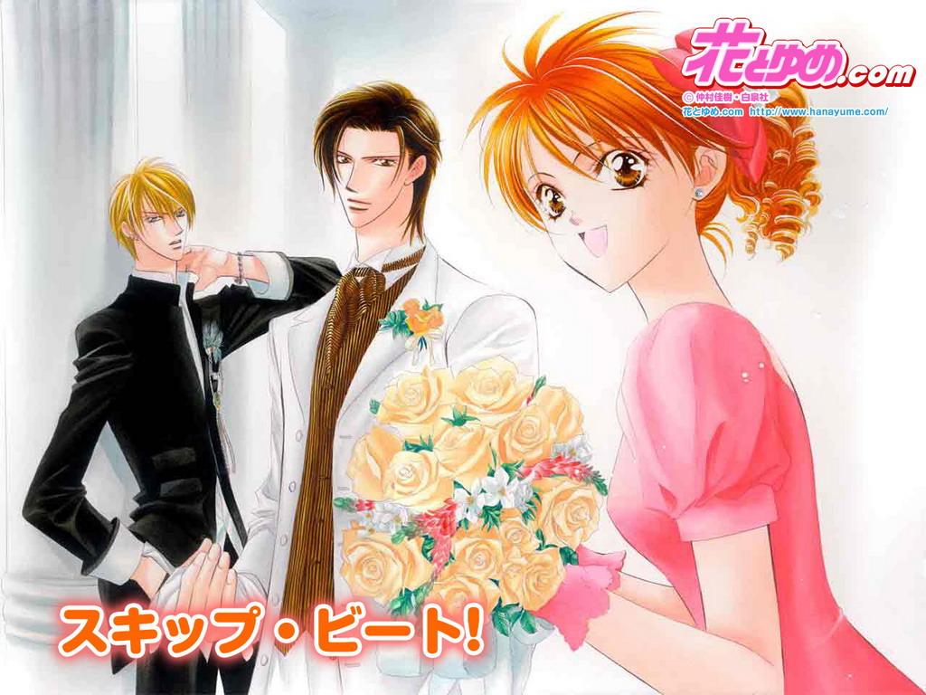 تقرير عن انمي اسكسب بيت Skip-beat-manga-02
