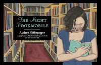 Cover image The Night Bookmobile by Audrey Niffenegger
