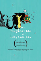 Cover image The Magical Life of Long Tack Sam by Ann Marie Fleming