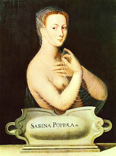 Painting of Poppea