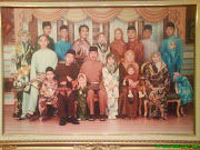 Family Aniq di Brunei