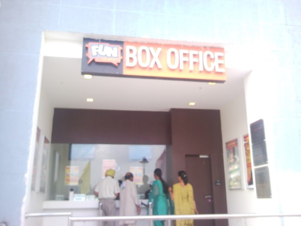 Picture-8 (Fun Cinema Ticket Counter)