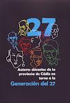 AUTORES DOCENTES DE LA PROVINCIA DE CÁDIZ EN TORNO A LA GEN. DEL 27