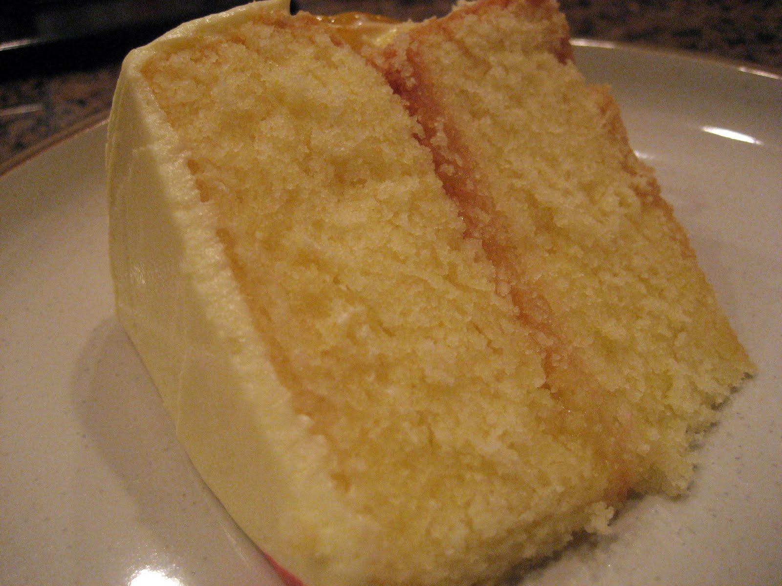Betty Crocker Gluten Free Lemon Cake