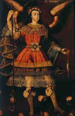 San Rafael Arcangel, Custodio de Córdoba