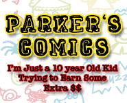 Parker's Comics!