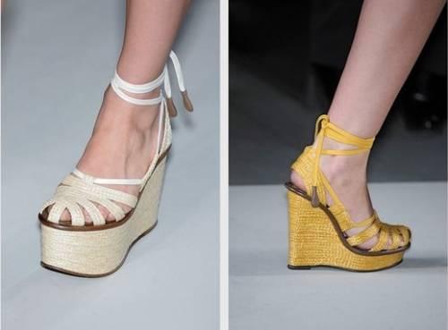 Shoes S.S: Moda Verão 2011