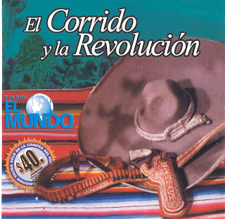 el corrido y la revolución 2000 01 la rielera banda sinaloense la