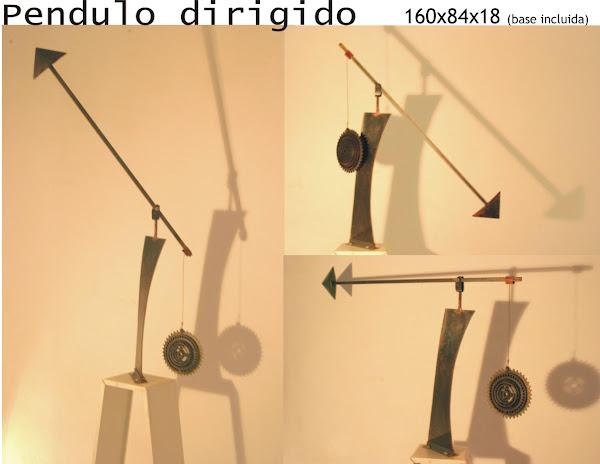 Pendulo dirigido (momento hierros 2003)