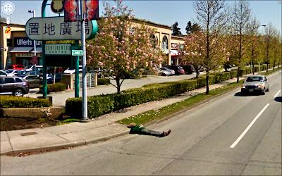 Google Maps: 23 lustige und kuriose Bilder TRAVELBOOK  - Witzige Bilder Street View