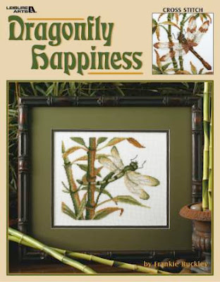 Dragonfly Happiness by Leisure Arts