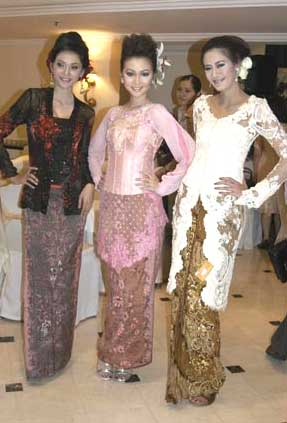 History of the kebaya there is much speculation as to where the kebaya