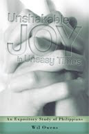 Unshakable Joy