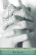 Unshakable Joy