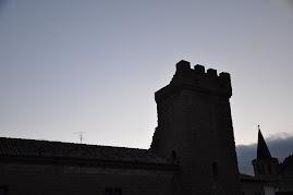 Silueta del torreón Castillo