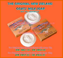 NEW ORIGINAL NEW ZEALAND GOAT'S MILK SOAP