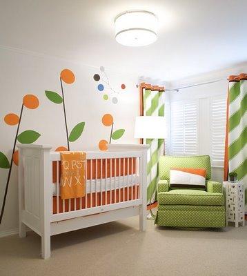 A Pina Colada Beautiful Baby Nurseries