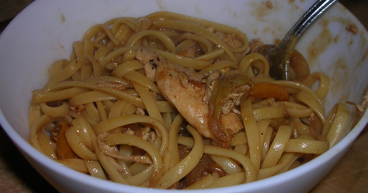 True Food Kitchen Red Chili Noodles Recipe
