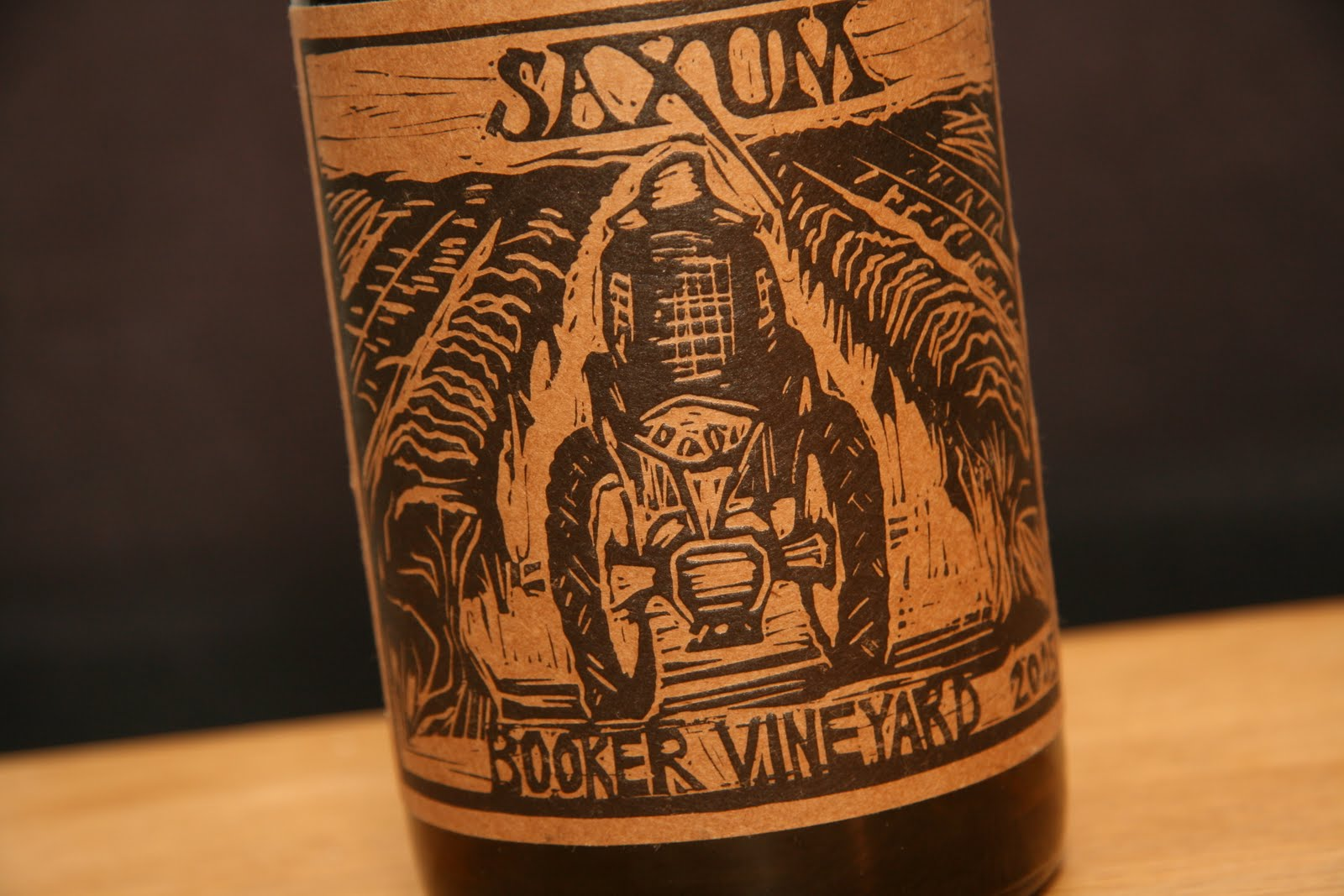Justin Smith is a star. Many growers and winemakers in Paso Robles admire him and honor him for working so hard and focused to reach the highest quality. & California Wine Report: 2005 Booker Vineyard of Saxum