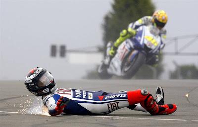 Rider Jorge Lorenzo