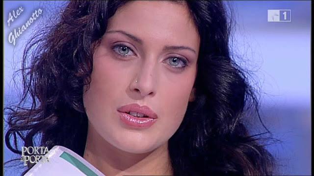 Francesca Testasecca Porta a Porta