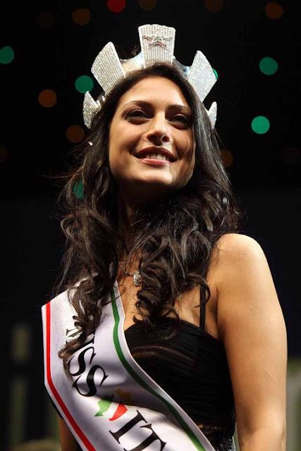 Festa a Foligno per Francesca Testasecca Miss Italia