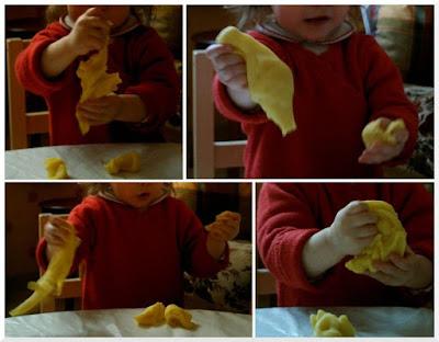 La pâte à modeler