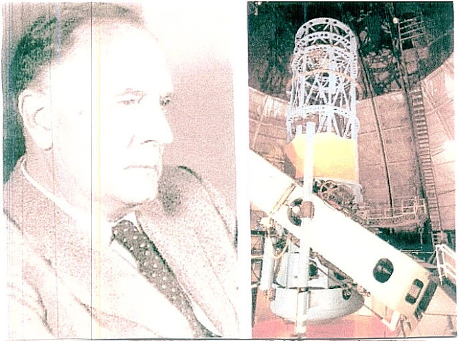 EDWIN HUBBLE AND THE TELESCOPE