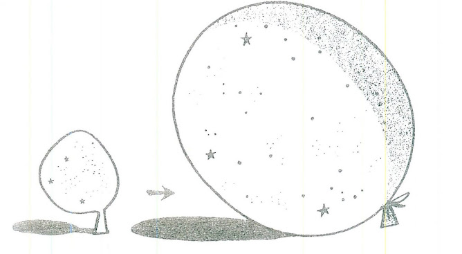ESPANSION OF STARS AND GALAXIES