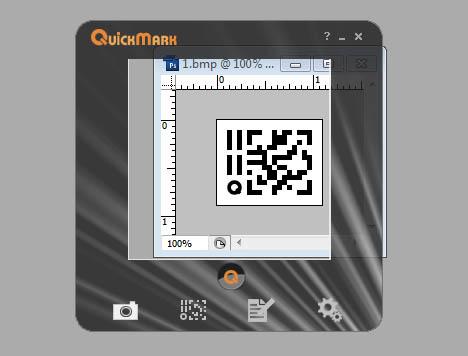 QuickMark - Windows Mobile, Symbian QR CODE READER - čtečka qr ...