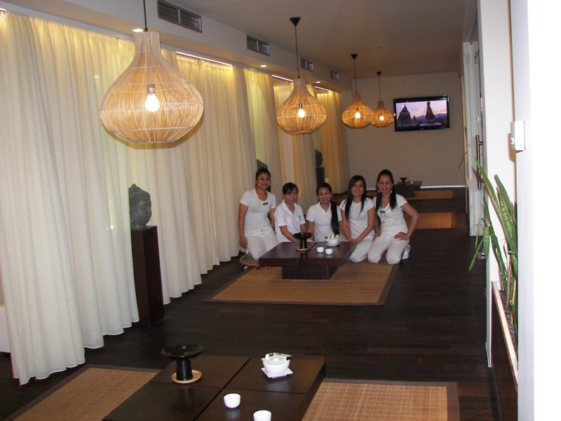 Wabi Schönheits Blog: Thai Massage im Wabi Beauty Center