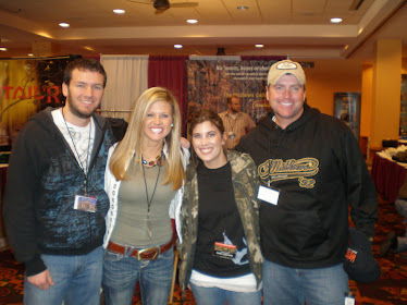 Nicole Jones & Pat Reeve