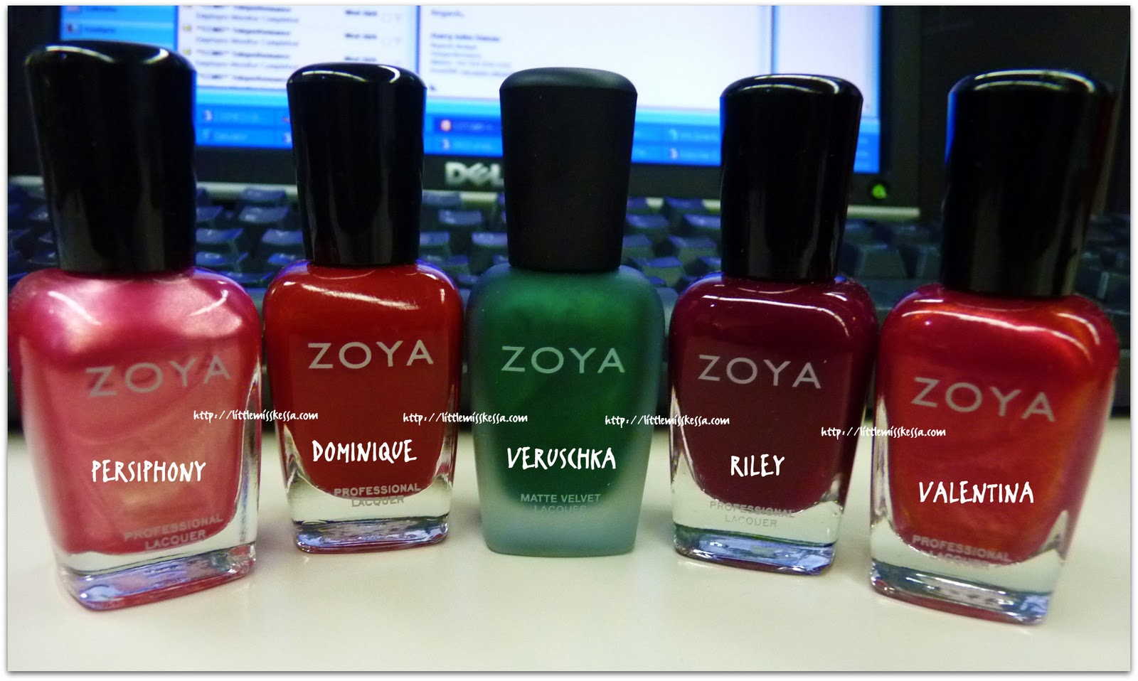 Looming Nail Polish Addiction - A Day In The Life Of This Miss