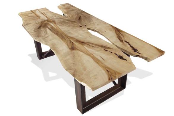 Exotic Wood Exotic Wood Slab Furniture