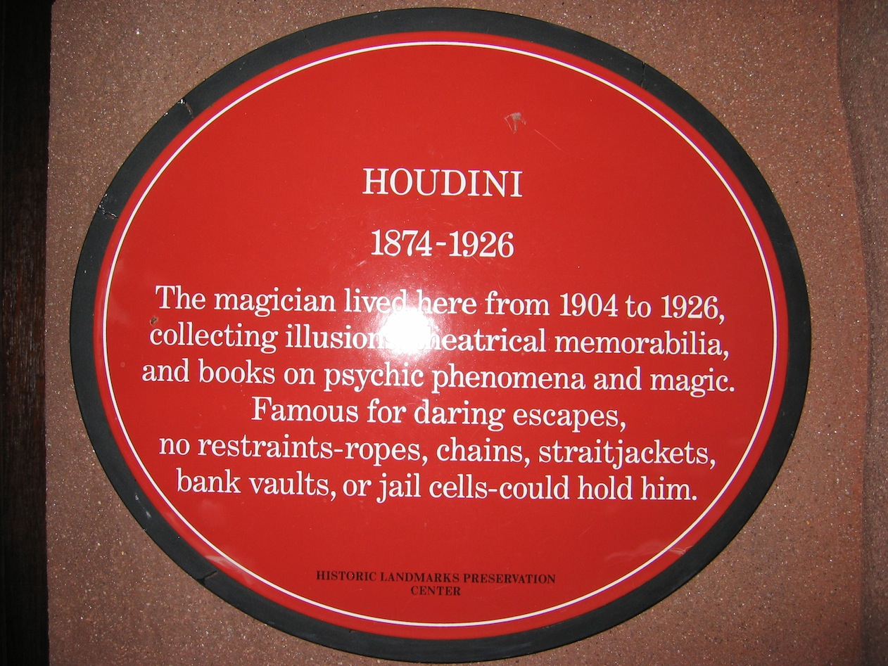 wild about harry discovering 278 the home of houdini