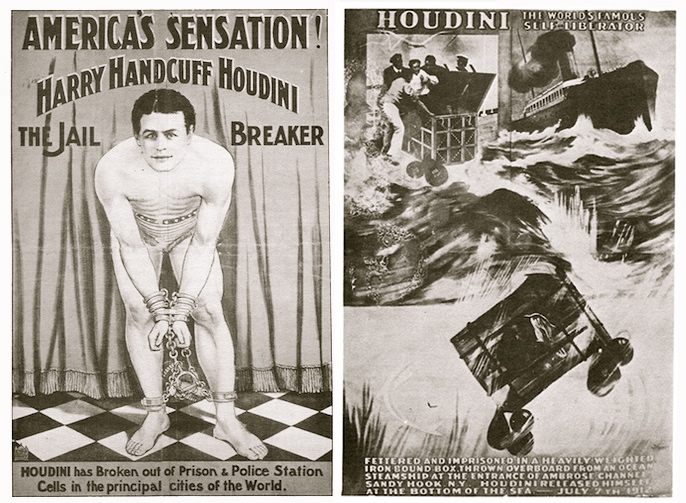 these two rare posters have never been reproduced in color