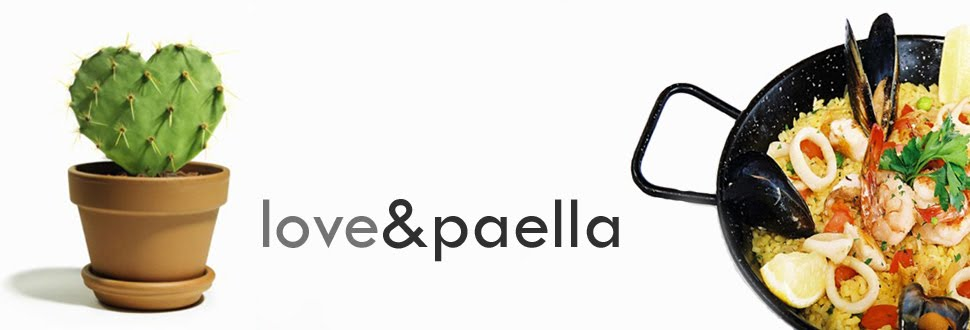 Love &amp; Paella