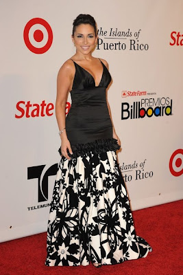 BillBoard Latin Music Award Function Picture Gallery