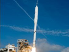 Ares I-X test rocket