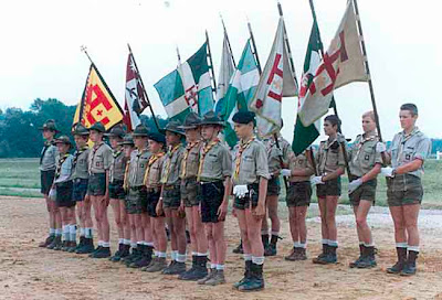 French scouts