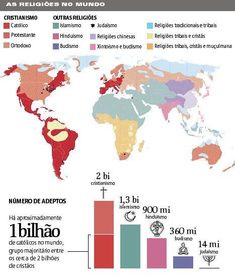 mapa - Mapa das Religiões MAPA_R%257E1