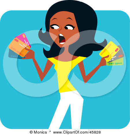 45828 Royalty Free RF Clipart Illustration Of A Stressed Out Black Woman Holding Credit Cards%255B1%255D Briana Banks is a blonde sex goddess. 21:59. Briana Banks in red high heels ...
