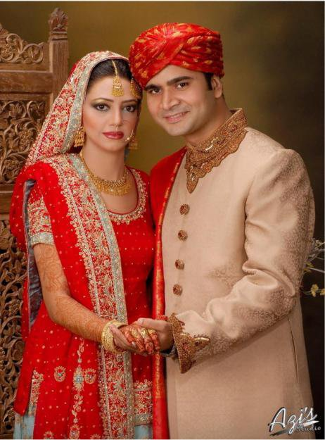 Beauty And Hair Salon Indian Bridal Dresses